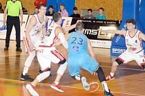 Svitavy vs. Olomoucko (96:93).