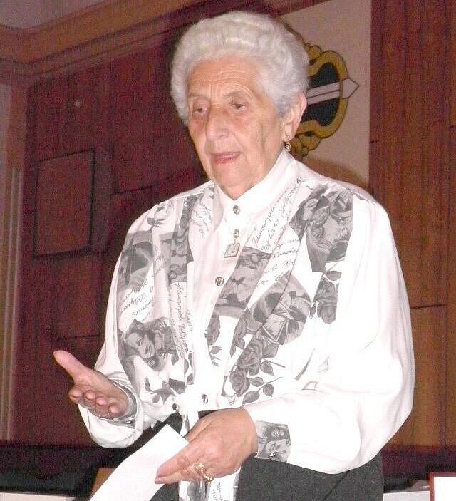 Marta Kottová přežila Osvětim.