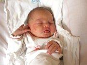 DENISA DOČYNCOVÁ. Narodila se 26. února ve 13.32 hodin v Litomyšli. Vážila 3,1 kilogramu. Tatínek Michal byl mamince Zuzaně u porodu oporou. Bydlí ve Vysokém Mýtě.