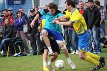 Největší turnaj v malé kopané hraný v České republice Qanto Cup - Festival fotbalového srdce 2011 se hrál o víkendu ve Svitavách a Moravské Třebové.