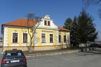 Zdravotní středisko v Morašicích.