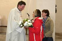 Farář se rozloučil s charitou v Poličce