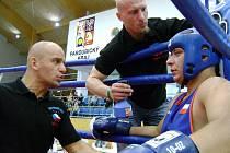 Podruhé v historii se v hale Na Střelnici odehrály boxerské soutěže jihomoravské oblasti za účasti domácích borců.