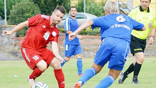 Ve všech dosud odehraných utkáních předvedli svitavští hráči dobré momenty. Platilo to rovněž v Boskovicích.