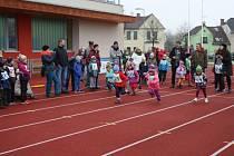 Mikulášský běh s atletickým oddílem TJ Svitavy