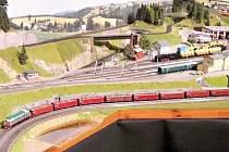Slavnostní ukončení vlakové výstavy ve svitavském muzeu