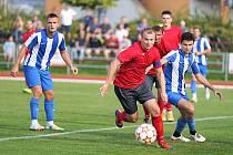 TJ Svitavy vs. SK FK Horní Ředice.