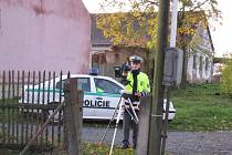 Dopravní policisté měřili ve čtvrtek a v pátek rychlost na příjezdové silnici do Svitav
