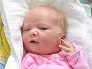 AGÁTA TŮMOVÁ. Narodila se 19. února Daniele a Vladimírovi z Moravské Třebové. Měřila 51 centimetrů a vážila 3,2 kilogramu. Má sestřičku Danielu.