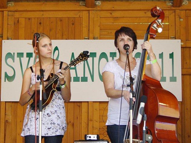 Festival akustické hudby proběhl v sobotu na hradě Svojanov.