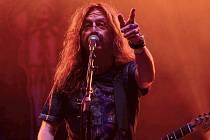 Ota Hereš je srdcem Alkeholu. Příští rok jeho kapela oslaví 25 let na scéně.
