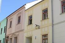 Dům v Moravské Třebové čeká rekonstrukce.