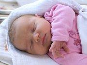 JULIE KUKLOVÁ. Narodila se 15 . března Ireně a Tomášoviz Bystrého. Měřila 51 centimetrů a vážila 4 kilogramy.