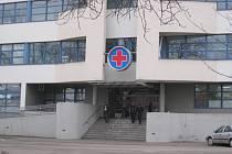 Nemocnice ve Svitavách.
