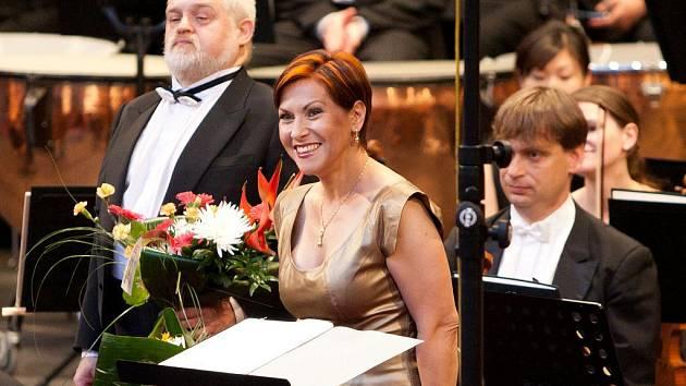 """Koncertem """"O čem nám vypráví láska"""" byl uzavřen litomyšlský program festivalu Smetanova Litomyšl."""
