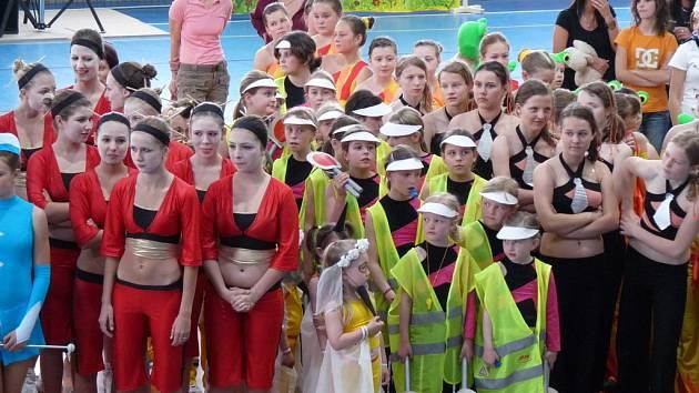 Děti fitness aneb sportem proti drogám
