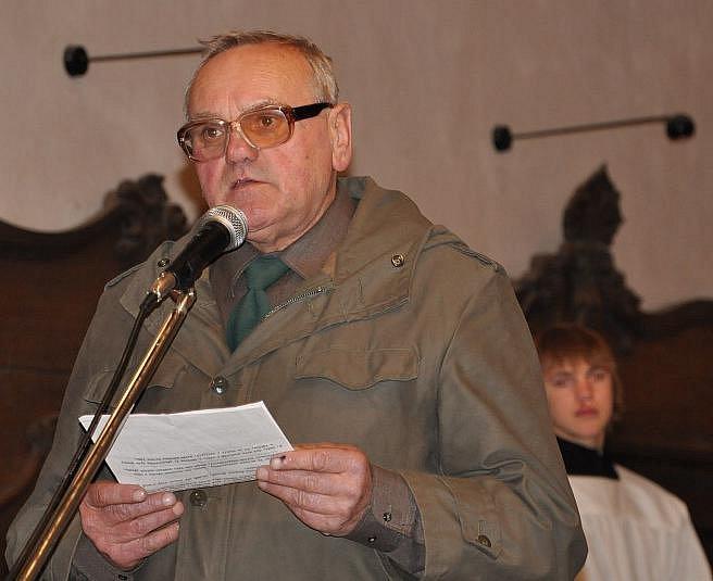 Zemědělci z Litomyšlska a sousedního okresu Ústí nad Orlicí se sešli při bohoslužbě za úrodu v Litomyšli.