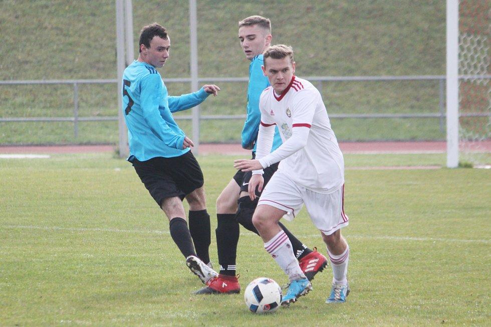 Jiskra Litomyšl vs. FK Česká Třebová.