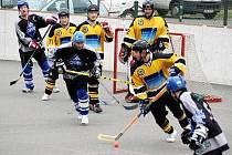 Svitavští hokejbalisté porazili letohradské béčko.