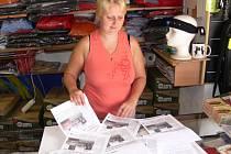 Iniciátorka petice proti klidové zóně Marta Martínková