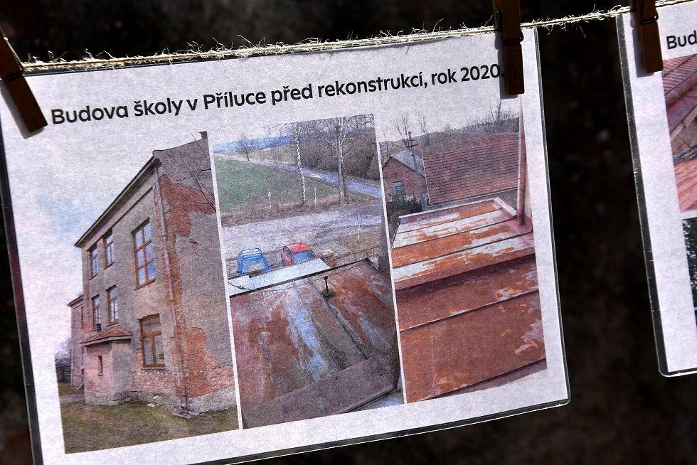 Příluka s dvěma stovkami obyvatel drží školku a nyní do opravy investovala miliony korun.