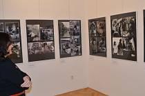 Zdeněk Holomý, legenda svitavské fotografie. Tak se jmenuje jedinečná výstava ve svitavském muzeu, které je ke zhlédnutí do 16. listopadu.