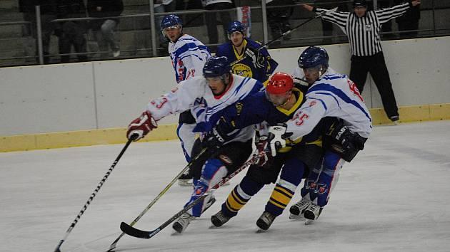 Hráči Litomyšle inkasovali na závěr sezony desítku od rivala z Chocně.