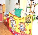 Nová mateřská škola v Širokém Dole - den otevřených dveří.