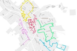 NAUČNÉ STEZKY. V současné době se lze projít Litomyšlí po pěti stezkách. Do budoucna by měly přibýt další dvě. V plánu je stezka po památkách v okolí města.