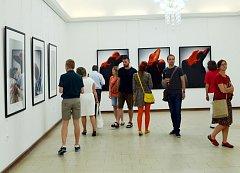 Fotofestival v Moravské Třebové je tradičním lákadlem mnoha lidí i světově proslulých fotografů.