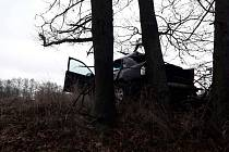 Vážná nehoda na pětatřicítce