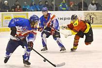 Bojovnost poličskému mužstvu ve druhém semifinále nescházela, hokejově to však v jeho podání nebylo tentokrát ono. Litomyšl byla herně lepší a jasně se to odrazilo na konečném výsledku.