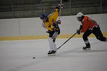 Zápas Peaksportu a HC 2006.