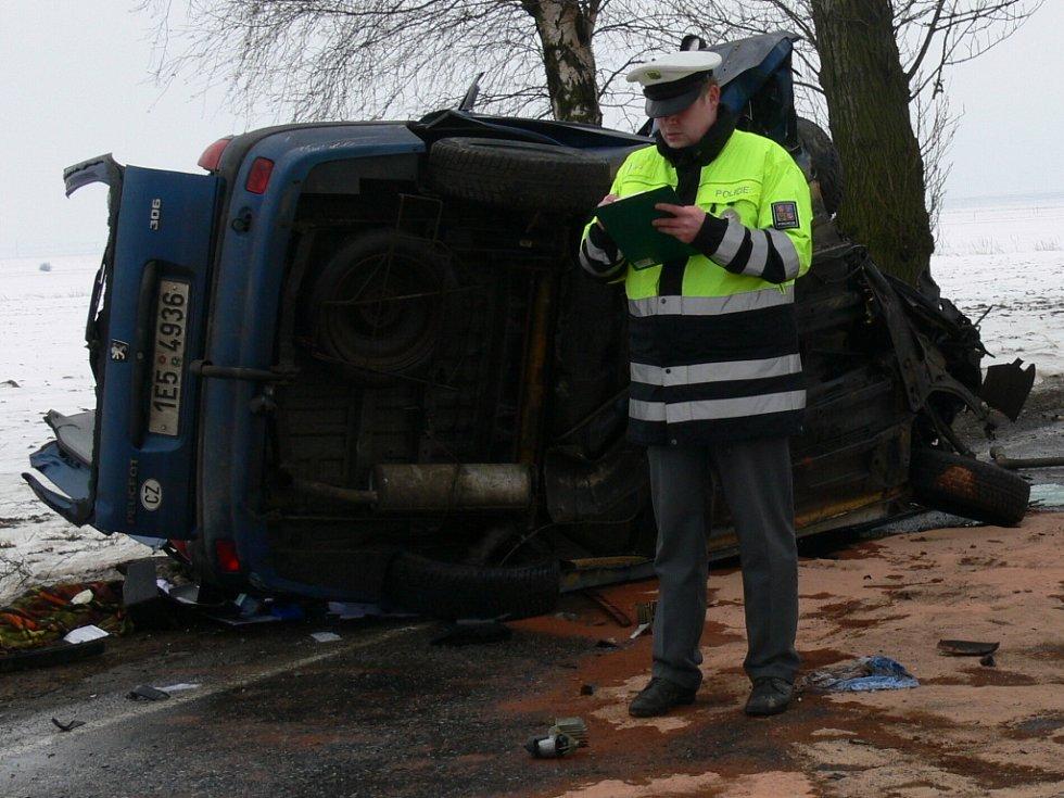Havárie u Lezníku.