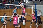 Na závěr sezony si poradily svitavské volejbalistky s hráčkami z Přerova.