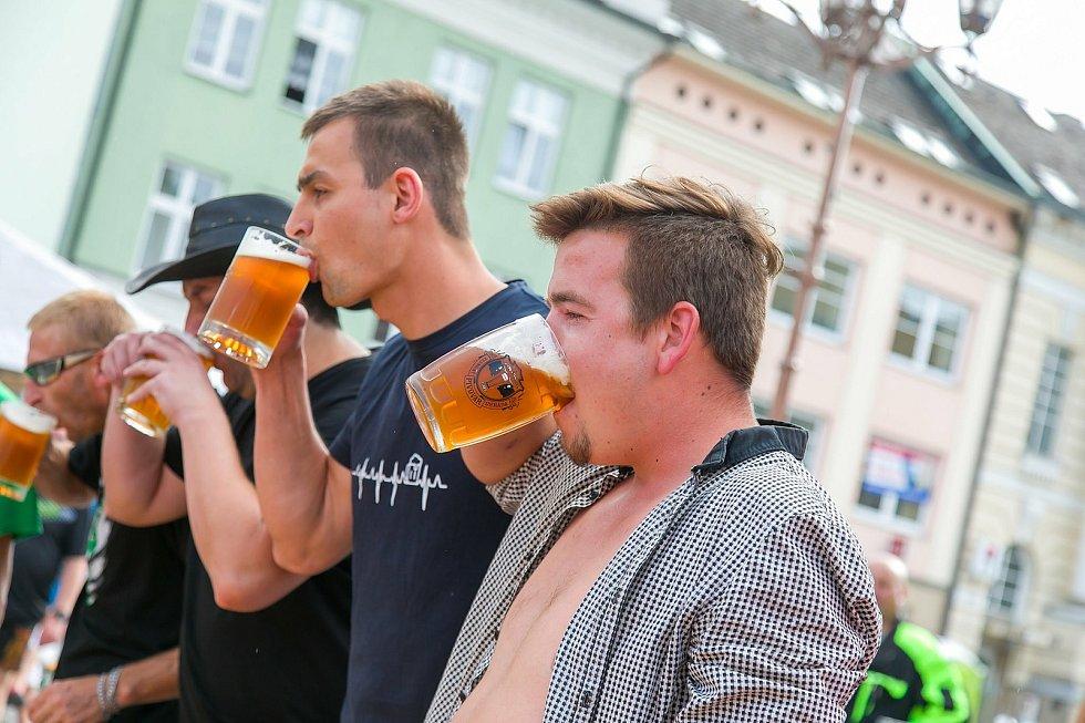 Ve Svitavách se konaly tradiční Pivní slavnosti.