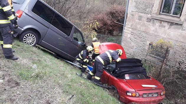 Nehoda v Květné
