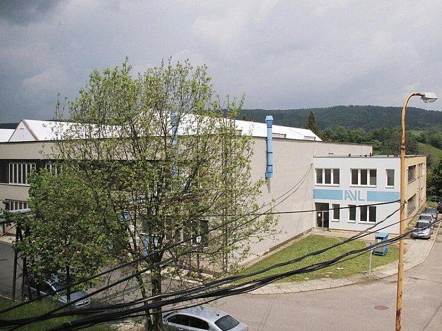 Armaturka ve Vranové Lhotě.