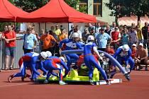 Junioři na mistrovství světa ve Svitavách zabodovali.