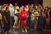 Světový festival pantomimy v Poličce