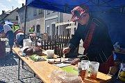 Gastrofestival v Litomyšli přilákal tisíce lidí nejen na českou klasiku, ale i na brouky a žabí stehýnka.