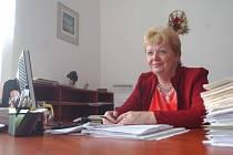 Eva Kotalová uložila  podvodníkovi  podmínečný roční  trest s dlouhou zkušební dobou.