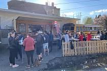 Stovky lidí si v sobotu užily v Litomyšli gurmánské zážitky.