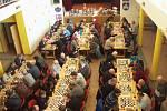 Velikonoční turnaj v bleskovém šachu v Městečku Trnávka.