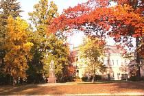 Krásná podzimní příroda objektivem Jiřího Macha.