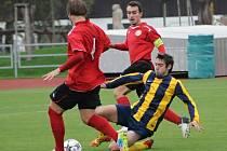 Svitavský tým si nechal dát od Chrudimi dva góly během dvanácti minut a to byla cesta na výsledkové popraviště.