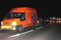 U Hradce nad Svitavou došlo ve čtvrtek večer k dopravní nehodě, při které se srazila tři auta. Při nehodě nebyl naštěstí nikdo zraněn.
