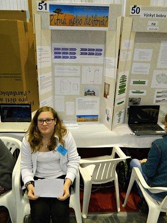 Žáci ze Svitav se zúčastnili soutěže Festival vědy a techniky pro děti a mládež Pardubického kraje (FVTP).