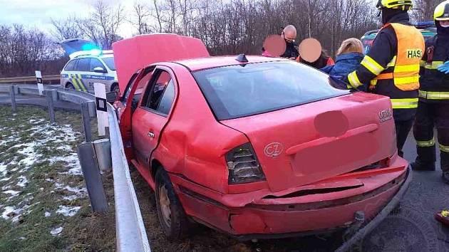 تصادف جاده ای در حوالی روستای گرونا