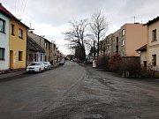 Ulice J. K. Tyla v Moravské Třebové